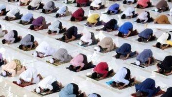 Solat Sunat Hari Raya Haji Aidiladha