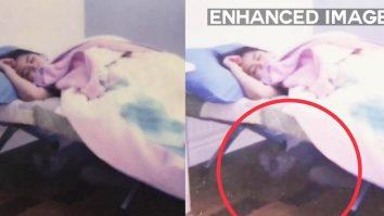 nampak hantu bawah katil