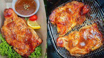 Resipi ayam bakar mudah
