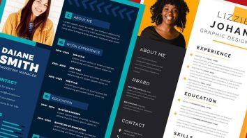 contoh resume terkini