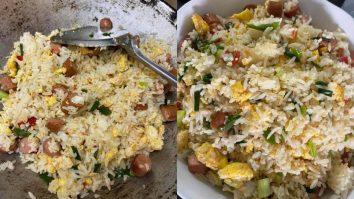 nasi goreng tanpa bawang