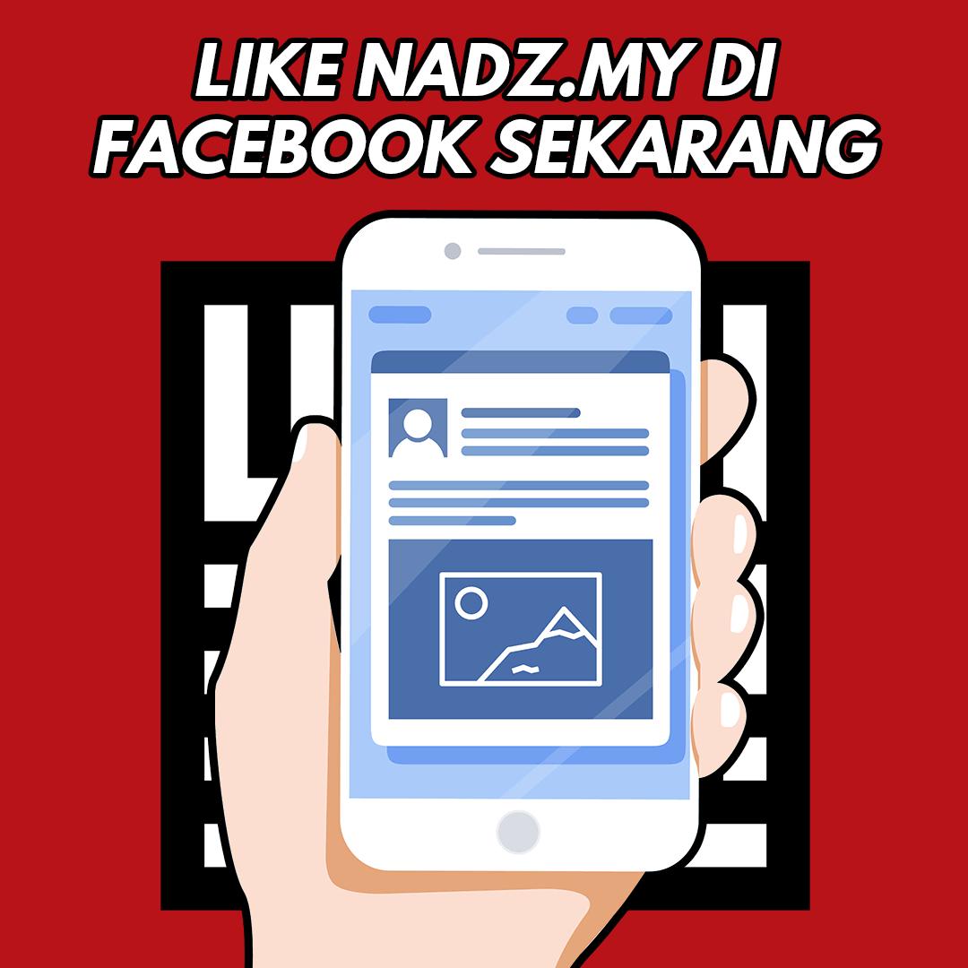 Facebook Nadz.my