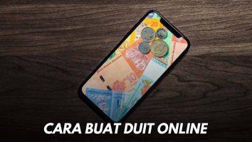 cara buat duit online