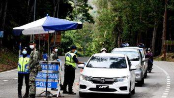 roadblock pkp