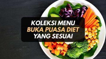 menu berbuka puasa diet