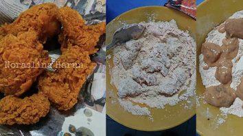 resipi ayam goreng mcd