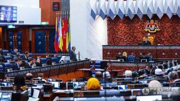tarikh sidang dewan rakyat