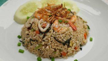 resipi nasi goreng kampung